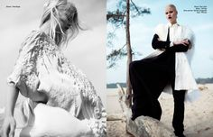 Dress / Barbara Langendijk  Opposite Swimsuit / Mirte Engelhard