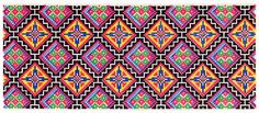 FolkCostume&Embroidery: Embroidery designs from the Rusyn village of Čertižné - Чертіжне, Slovakia