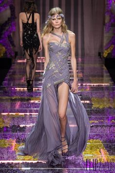 COUTURE VERSACE FALL-WINTER 2015-2016