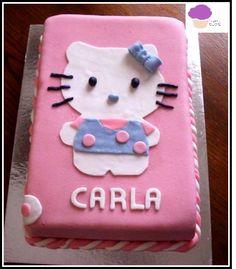 #hellokittycake #birthdaycake