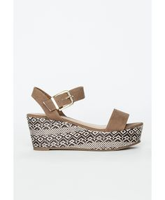 78 items - Shop new collection of sandals at Missguided & get ready for holiday with our summer sandals. Browse ladies sandals & step out in style. Wedge Sandals, Shoes Sandals, Heels, Crazy Shoes, New Shoes, Walk This Way, Missguided, Footwear, Brown