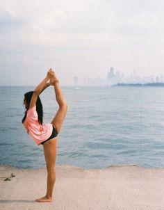 dance anywhere and everywhere