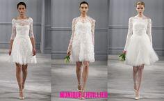 Tendencias: vestidos de novia 2014