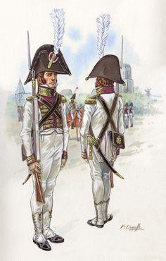 Guardia d'onore città di Dordrecht 1810