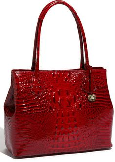 Brahmin 'Firecracker' tote. $225  I LOVE this one getting it next!