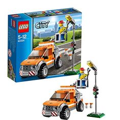LEGO City 60054 Light Repair Truck -- Continue to the product at the image link.