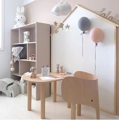 The Coolest Kids Furniture - Elephant Chair Design for Children by Marc Venot fo.- The Coolest Kids Furniture – Elephant Chair Design for Children by Marc Venot for Danish Design House EO Baby Room Design, Girl Bedroom Designs, Kids Bedroom, Childrens Bedroom, Bedroom Ideas, Playroom Decor, Baby Room Decor, Modern Playroom, Kids Decor