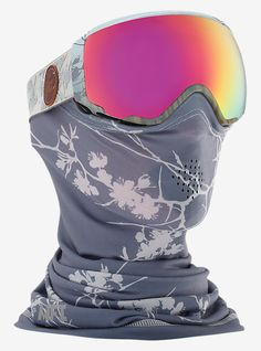 Shop the anon. WM1 MFI Goggle along with more Women's Snowboard and Ski Goggles from Winter 16 at Burton.com