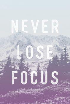 Never Lose Focus Art Print by Wanderings | Society6