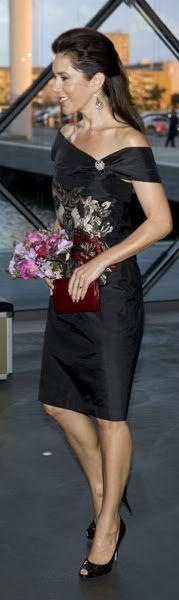 Crown Princess Mary, 2009 Stunning.