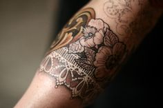 ❖ Tattoos inspirations II (Flowers) ❖ | Art du noir, mode et culture