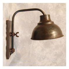 Cuisines exterieures rustiques sur pinterest cuisines d - Applique lanterne interieur ...