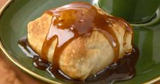 Apple dumplings are the quintessential warm and comforting fall dessert. Apple Dumpling Recipe, Apple Dumplings, Honeycrisp Apples, Fall Desserts, Cinnamon Apples, Sweet And Spicy, Granny Smith, Dishes, Baking