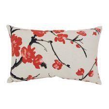Floral Decorative Pillows You'll Love | Wayfair