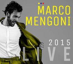 """MARCO MENGONI (@mengonimarco) : nasce a gennaio 2015 """"UN PROGETTO IN DUE TEMPI"""""""