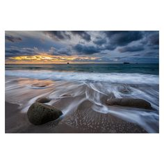 Trademark Global Mathieu Rivrin 'The Song of Water' Canvas Art -