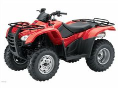 Honda 2013 FourTrax® Rancher® 4x4 ES with EPS (TRX®420FPE)  www.apachemotorcycles.com