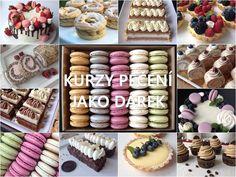 VÍKENDOVÉ PEČENÍ Mini Cupcakes, Cheesecake, Food, Cheesecakes, Essen, Meals, Yemek, Cherry Cheesecake Shooters, Eten