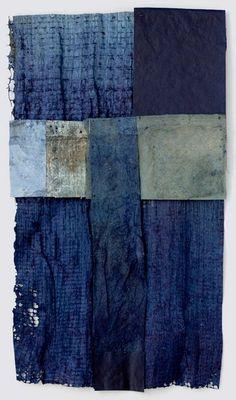 Indigo and moody blue colour inspiration