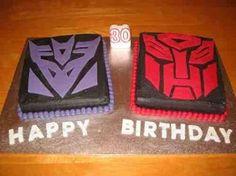 transformers Decepticon cakes - Google Search
