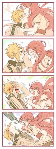 Minato is Hinata and so goes for Kushina to Naruto Naruto Minato, Anime Naruto, Naruto Fan Art, Naruto Cute, Naruto Funny, Sarada Uchiha, Naruto Shippuden Anime, Gaara, Narusaku