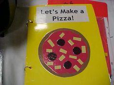 Pizza Unit  -emphasis on shapes