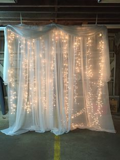 Wedding Backdrop For Barn