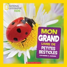 Penguin Random House National Geographic Little Kids First Big Book of Bugs
