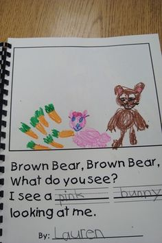 Brown Bear Brown Bear   Class Book
