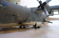 Lockheed AC-130U Hercules