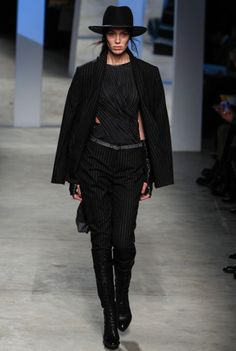 Kenneth Cole Collection Fall 2014 RTW