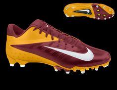 The Nike Vapor Talon Elite Cleats