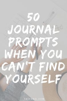 50 self-discovery journal prompts to improve your life and create the best version of yourself. Journal prompts to help you understand yourself better. Journal Writing Prompts, Journal Prompts For Adults, Improve Yourself, Finding Yourself, Journal Questions, Mental Health Journal, Self Development, Personal Development, Daily Motivation