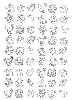 Иллюстрация 3 из 9 для Весенняя раскраска - Ротраут Бернер | Лабиринт - книги. Источник: avolon