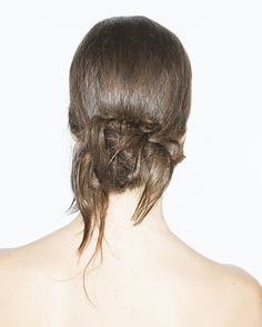 The New Top Knot - 10 New Updos to Try Now Photos | W Magazine