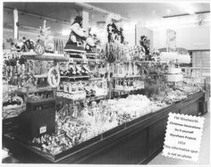 Woolworth's at Christmas 1954  5 and 10 Cent Stores - Bing Images