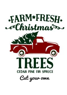 Farm Fresh Red Truck and Tree Digital SVG file Source by savvysassymoms Merry Christmas, Christmas Truck, Christmas Tree Farm, Blue Christmas, Diy Christmas Ornaments, Christmas Projects, Christmas Decorations, Christmas Ideas, Christmas Stencils