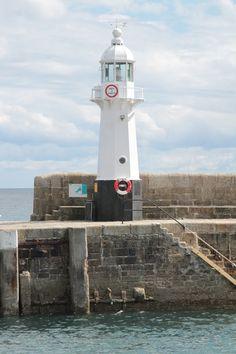 Mevagissey #Lighthouse - #Cornwall    http://dennisharper.lnf.com/