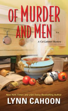 TOUR: Of Murder and Men by Lynn Cahoon (with guest post). The Bookwyrm's Hoard  http:www.bookwyrmshoard.com
