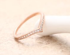 rings rose gold, ring rose, diamond rings, chevron ring, gold rings, unique ring, stacking rings, white gold, promise rings