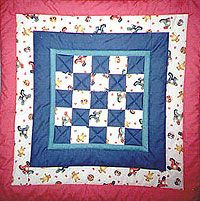 project linus preemie quilt  what a wonderful gift that would be