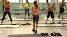 Jillian Michaels: Body Revolution Phase 1: Ignite - Workout 4 (Weights)