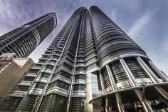 The Petronas Tower.