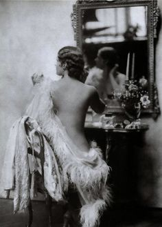Ziegfeld Girl Virginia Snyder by Alfred Cheney Johnston
