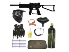 Spyder Paintball MR4 Tac Vest Marker Gun Sniper Set by Spyder. $192.50. Description NEW for 2010 the Spyder MR4 features the extremely efficient EKO Valve System doubles your air efficiency! This tactical powerhouse delivers a realistic military look including multiple Picatinny Rails for endless scenario modifications. The modern superpower has arrivedFeatures Mil-Sim Style Semi-Auto Paintball Marker EKO Valve System (Patent Pending) 1800 Shots For 20oz Tank ...