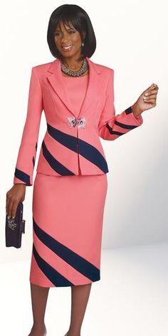 Lisa Rene 3269CN Womens Rhinestone Church Suit                                                                                                                                                                                 More