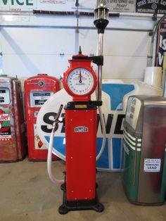 bowser 300r antique gas pumps - Recherche Google