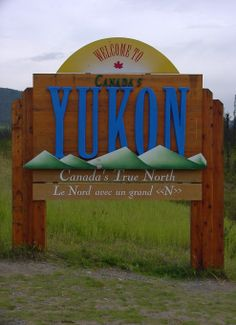 Yukon Territory: 532,000 square kilometers; population ~30,000 ...I once live in Whitehorse, Yukon.