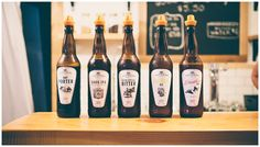 A tour of the Salt Spring Island Ales Brewery // Ben + Jade Photography Ipa, Craft Beer, Brewery, Cheese, Island, Drinks, Spring, Photography, Block Island
