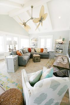 Dreamy Beach House Decor